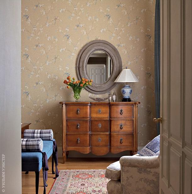 .    Mis en Demeure  Stella del Mobile  Faber  Antonina Vella York Wallcoverings.