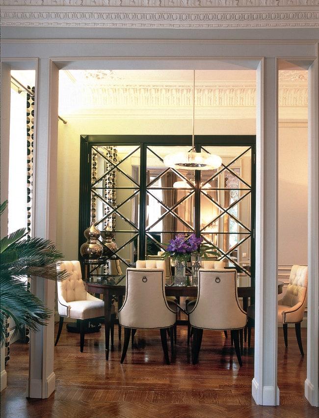.     Salon Lounge Chair     Baker.      Liberty.     .
