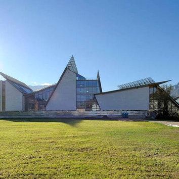 Ренцо Пьяно построил стеклянный музей естествознания