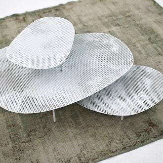 Стол-облако японского бюро Nendo
