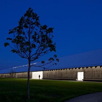 Музей Пэрриша на Лонг-Айленде, архитекторы Херцог и де Мерон