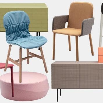 Шесть дизайнеров создали новую коллекцию Casamania 2013