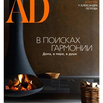 Анастасия Ромашкевич: 5 причин прочитать октябрьский номер AD