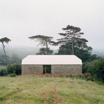 Дом из амбара в Девоне