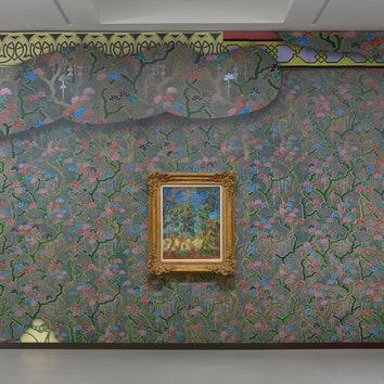 Необычная выставка картин Ван Гога в Арле