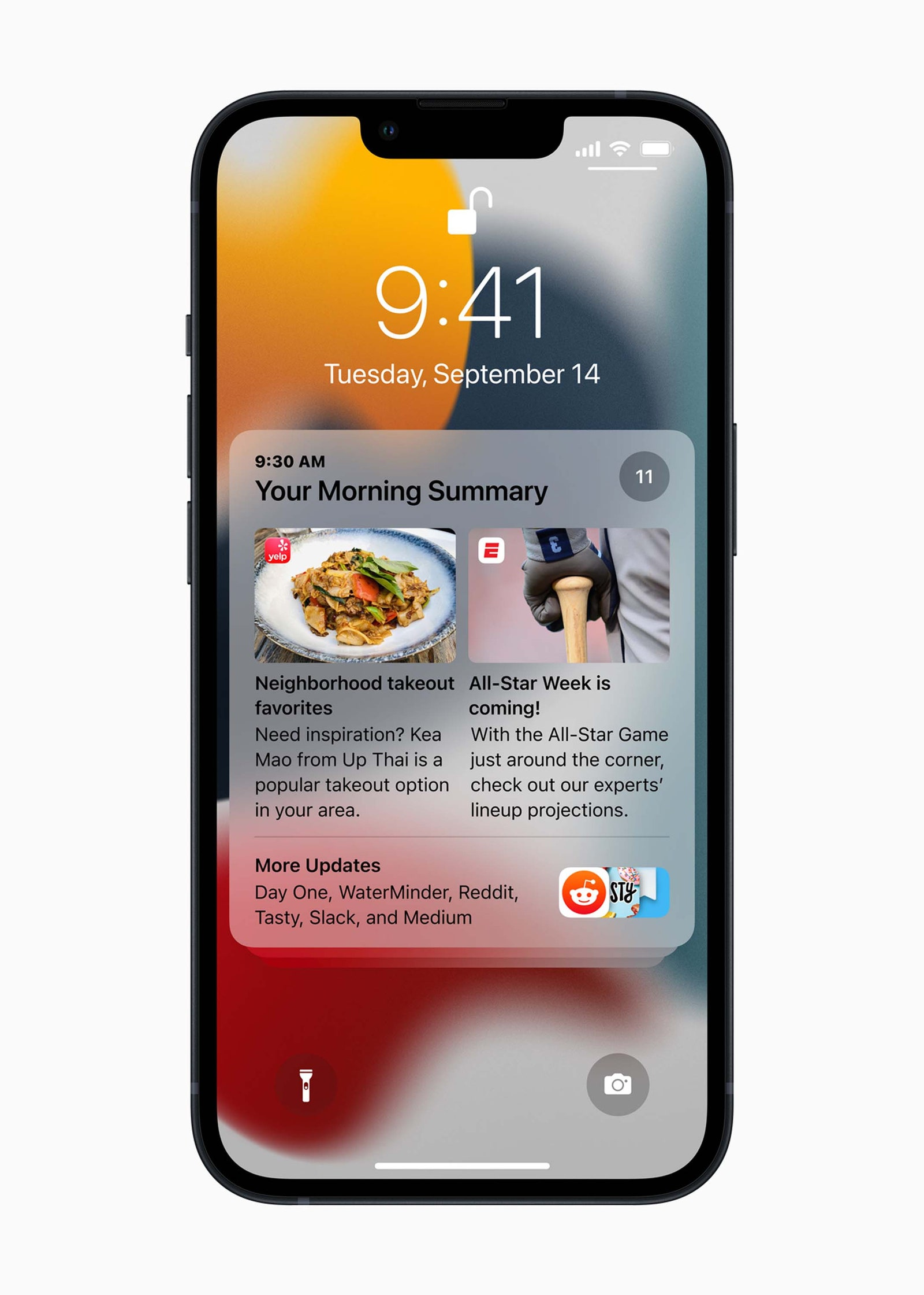 iPhone 13  iPhone 13 mini       iOS 15