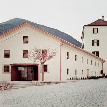 Музейный комплекс натерритории аббатства Новачелла