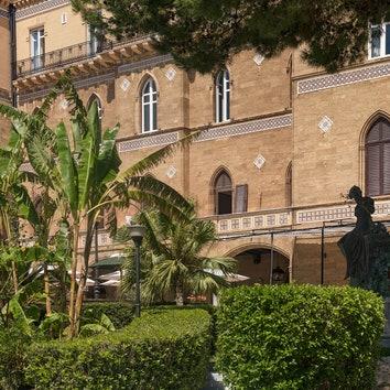 Дом-легенда: отель на исторической вилле Иджеа