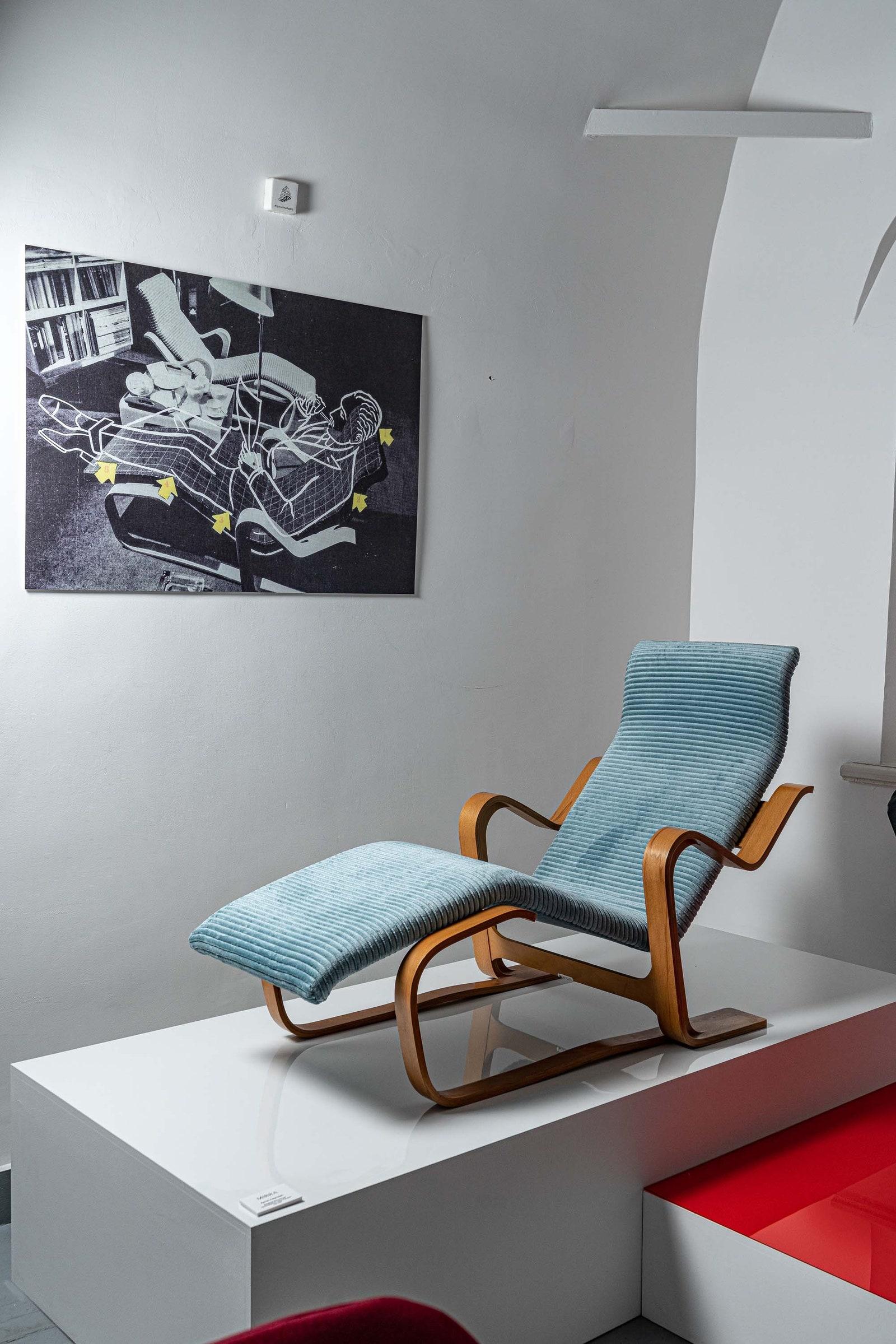 Long Chair Marcel Breuer nbsp1935.