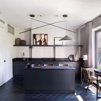 Кухня по проекту I.D. Interior Design