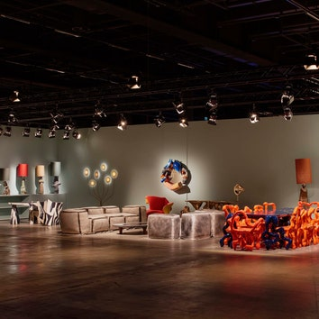 Ярмарка Design Miami/Basel 2021