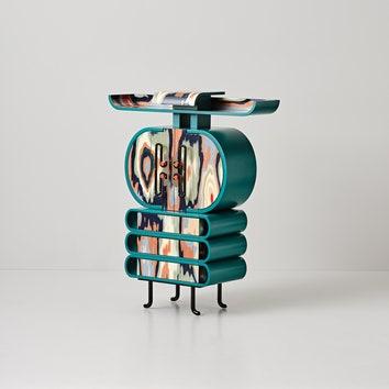 Яркие шкафы по дизайну Бетан Лоры Вуд