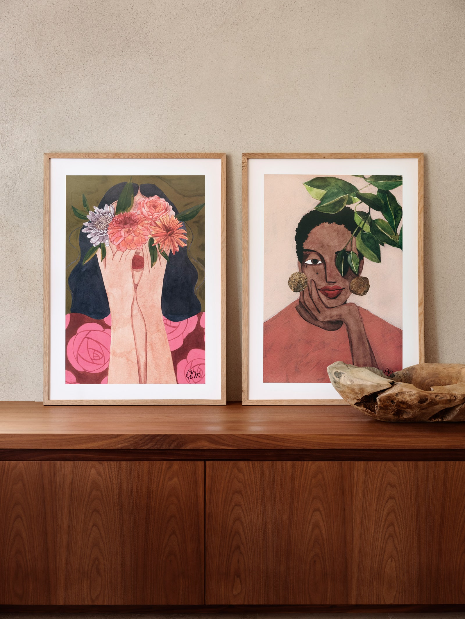 For the Love of Art  HM Home