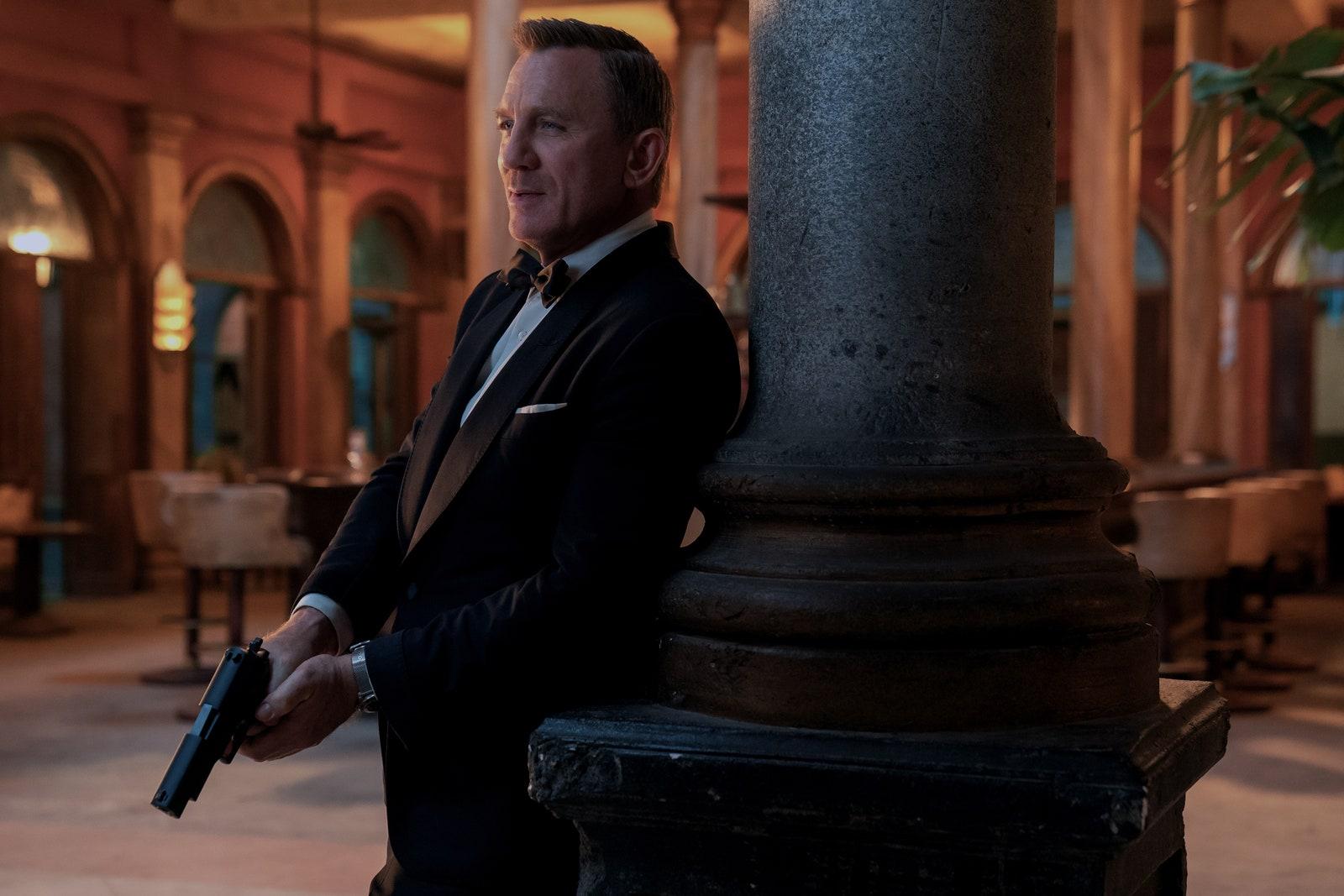 James Bond No Time to Die Set