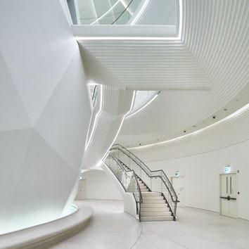 Павильон по проекту Сантьяго Калатравы на выставке Экспо-2020 в Дубае