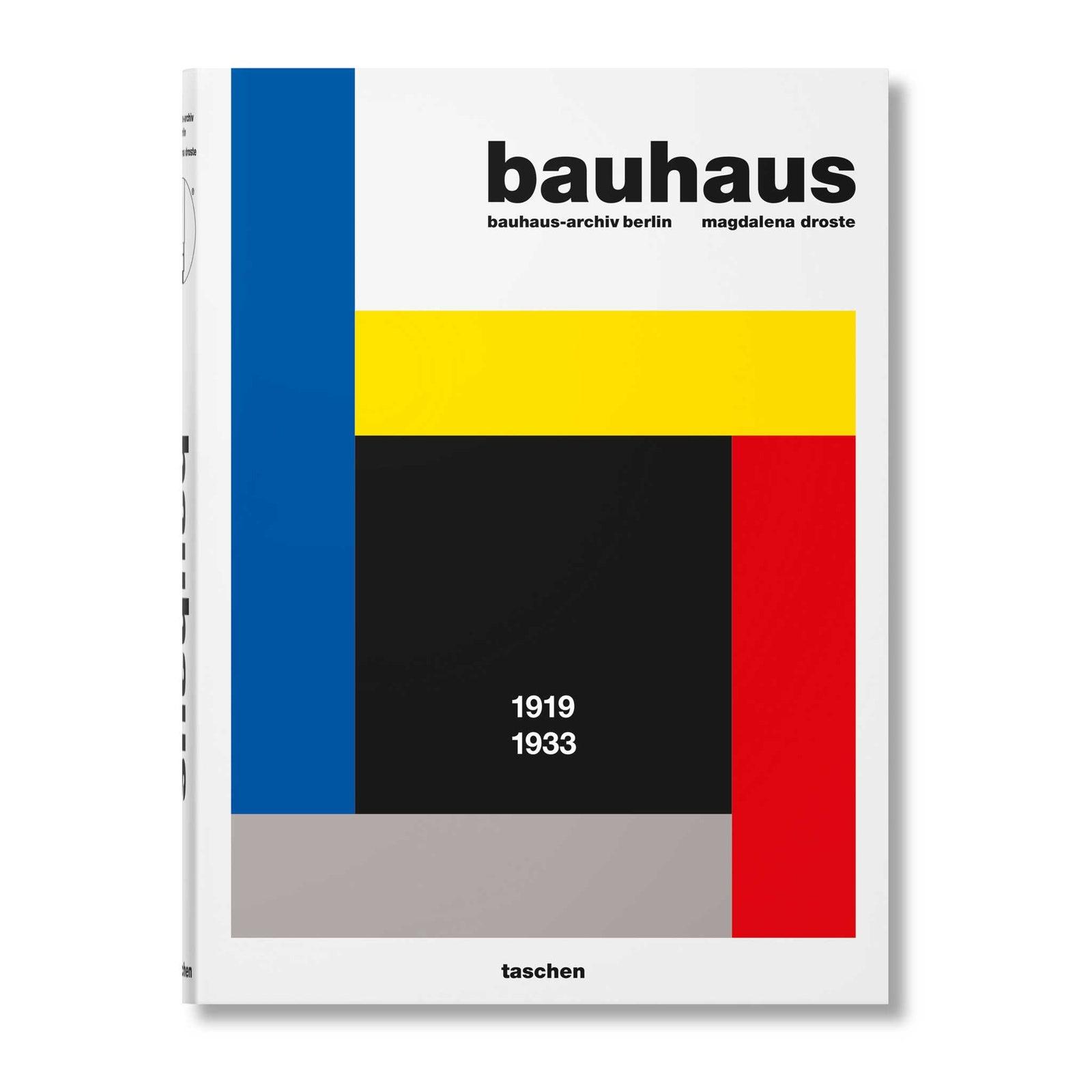 Bauhaus.  Taschen 4331 .