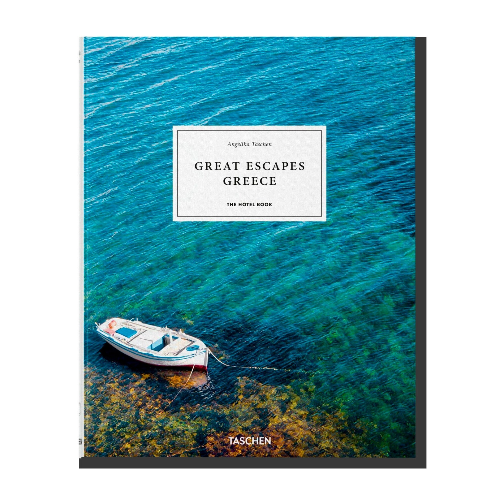 Great Escapes Greece The Hotel Book 3563 .