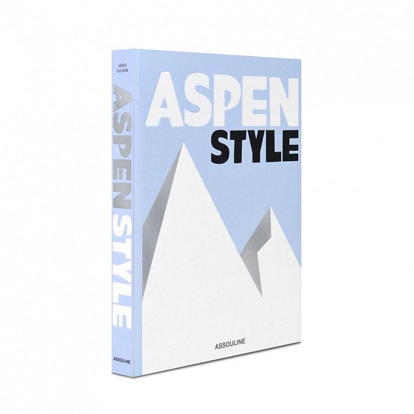 Aspen Style.  Assouline 12 500 .