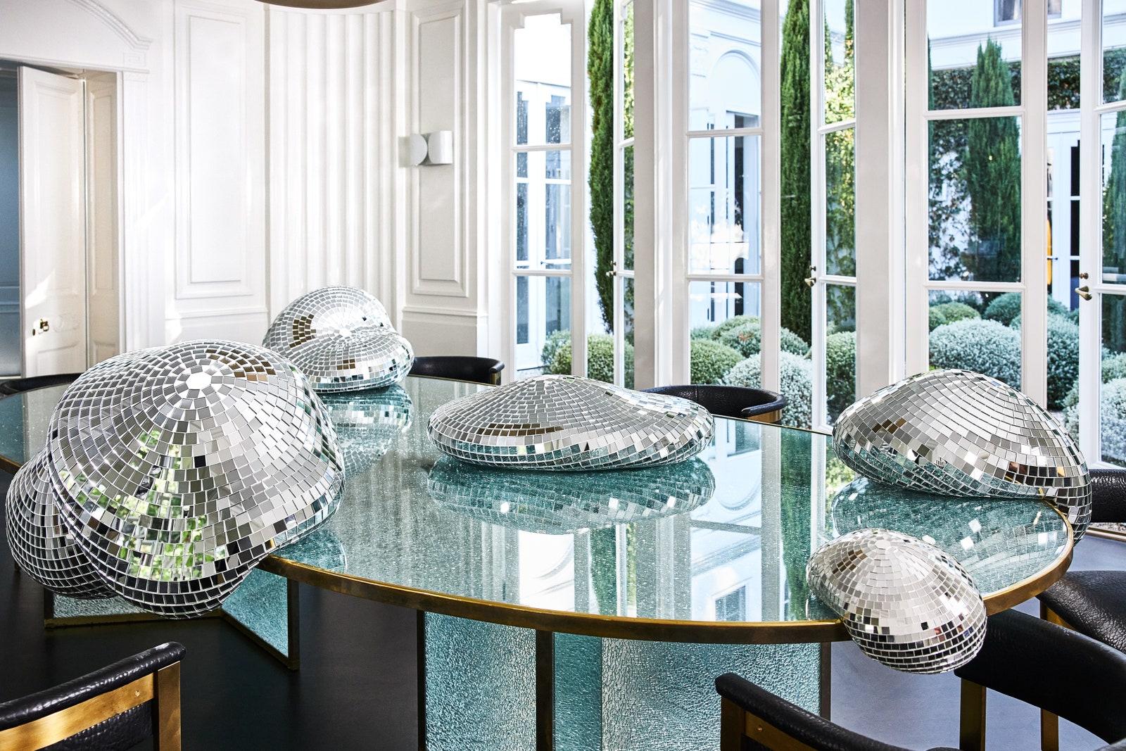 Disco balls by Rotganzen